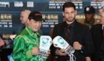 bob arum could be grooming chris algieri as next cash cow