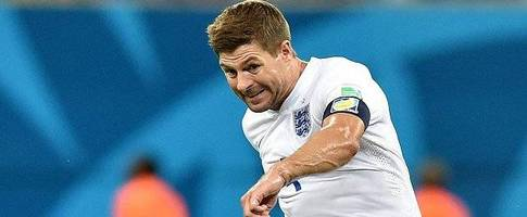 Liverpool's Rodgers welcomes Gerrard's international exit