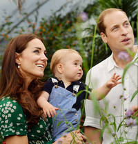 Prince George turns 1: Happy birthday to Britain's little prince