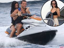 Selena Gomez Celebrates 22nd Birthday in St. Tropez with a Guy (and It's Not Justin Bieber)