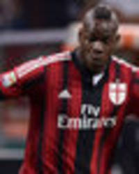 Arsenal have NOT bid for Mario Balotelli… but AC Milan are preparing for life without him