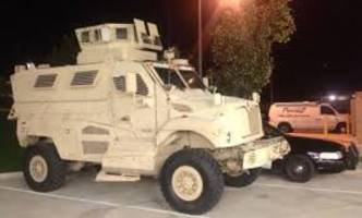 Bergen County's Executive, Sheriff Disagree On Aquiring Armored Vehicles