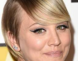 Kaley Cuoco Says Goodbye To James Garner