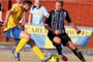 carlton town 0 notts county 4: match report