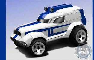 Hot Wheels Launching Line of Star Wars Characters as Cars—Predictably, They're Awesome